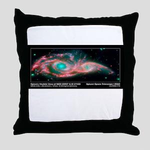chart Throw Pillow