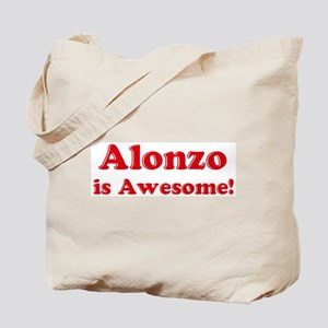 Alonzo is Awesome Tote Bag