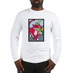 Mardi Gras 2013 Poster Long Sleeve T-Shirt