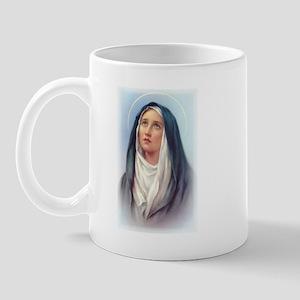 Virgin Mary - Queen of Sorrow Mug