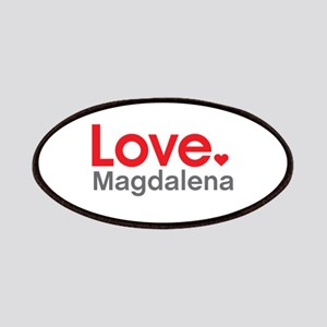 Love Magdalena Patches