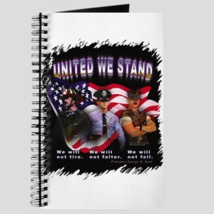 United We Stand Image Journal