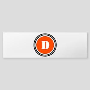 Orange Sticker (Bumper)
