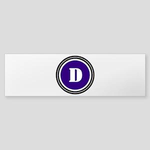 Purple Sticker (Bumper)