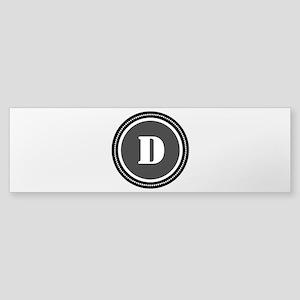 Gray Sticker (Bumper)