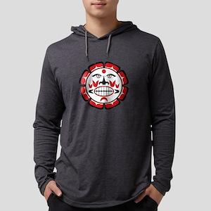 NEW TO SHINE Mens Hooded Shirt