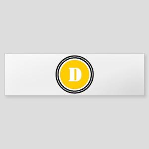 Yellow Sticker (Bumper)
