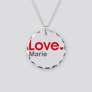Love Marie Necklace
