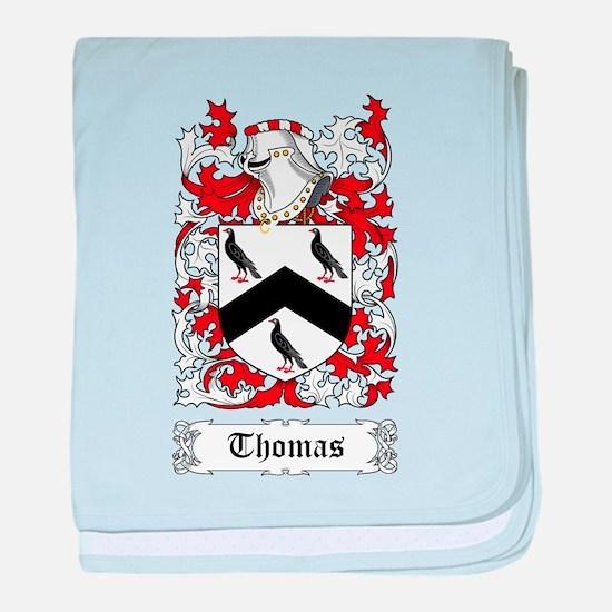 Thomas baby blanket