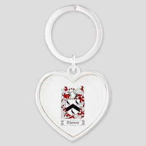Thomas Heart Keychain