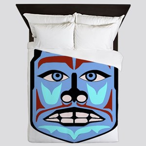 WINTER DAY Queen Duvet