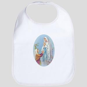 Virgin Mary - Lourdes Bib