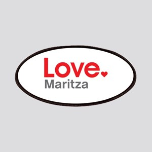 Love Maritza Patches