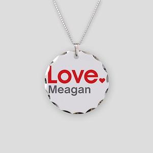 Love Meagan Necklace