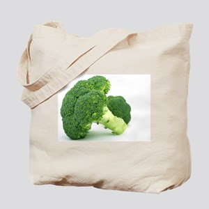 F & V - Broccoli Design Tote Bag