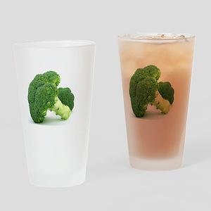 F & V - Broccoli Design Drinking Glass