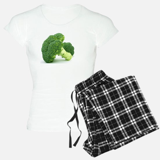 F & V - Broccoli Design Pajamas