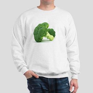 F & V - Broccoli Design Sweatshirt
