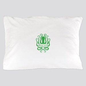 Custom Octopus Design Pillow Case