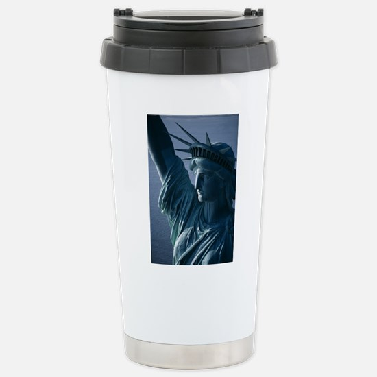 Statue of Liberty Closeup Photograph Mugs