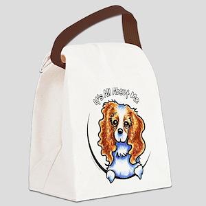 CKCS Blenheim IAAM Canvas Lunch Bag
