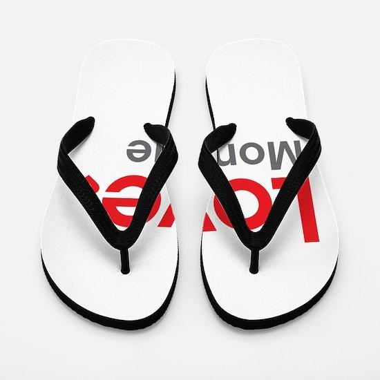 Love Monique Flip Flops