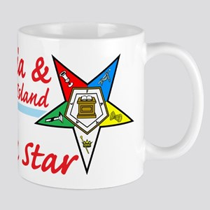 NS & PEI eastern star shirt Mugs