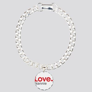 Love Nannie Bracelet