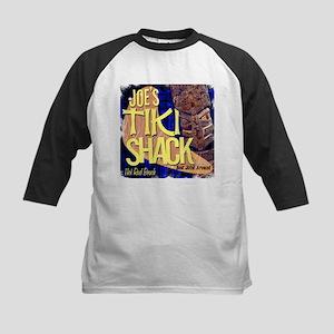 Joe's Tiki Shack Kids Baseball Jersey