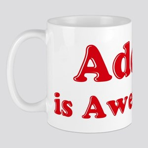 Adolf is Awesome Mug