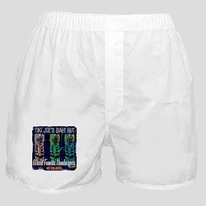 Tiki Joe's Baha Hut Boxer Shorts