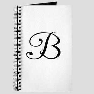 A Yummy Apology Monogram B Journal
