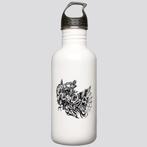 Quad Blazed Wickedness Water Bottle