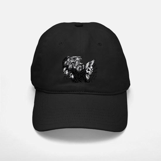 Quad Blazed Wickedness Baseball Hat