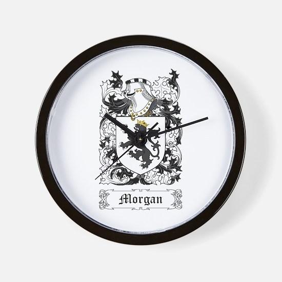 Morgan I Wall Clock