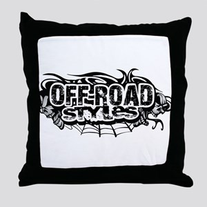 Off-Road Styles Blazed Wickedness atv quad logo Th
