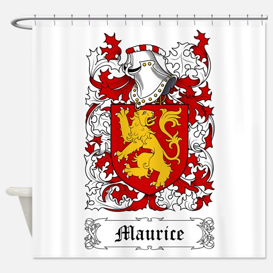 Maurice Shower Curtain