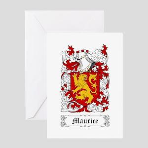 Maurice Greeting Card