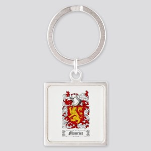 Maurice Square Keychain