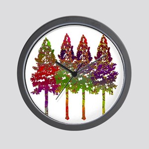 FOREST APPEAL Wall Clock