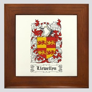 Llewellyn Framed Tile