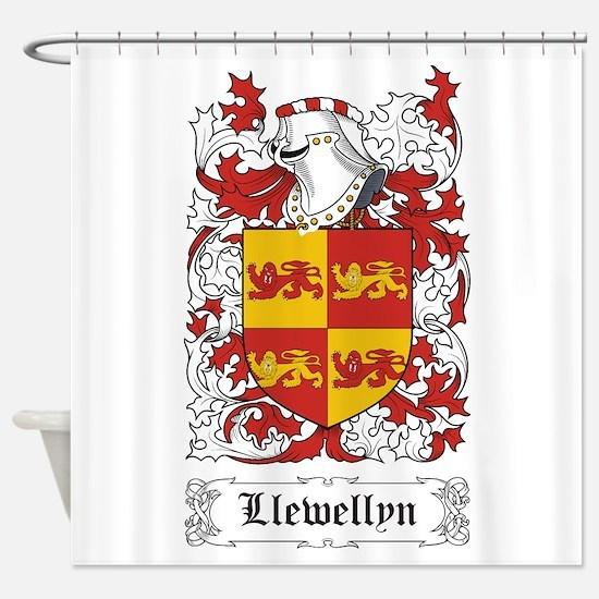 Llewellyn Shower Curtain