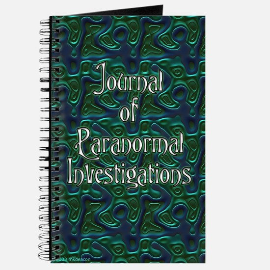 Journal of Paranormal Investigations