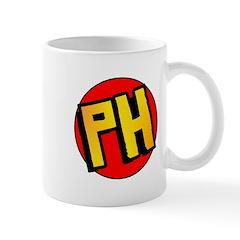 Official Princess Horror Logo mug
