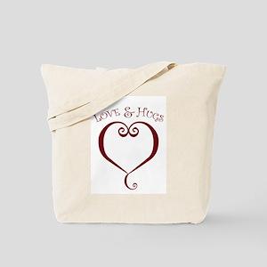 Love&Hugs Tote Bag