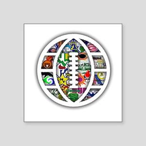 Logos of the World Football League (1974-1975) Sti