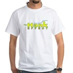 Hank Effect White T-Shirt