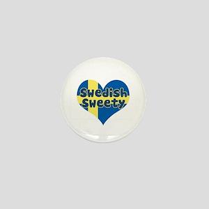 Swedish Sweety Mini Button