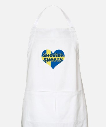 Swedish Sweety BBQ Apron
