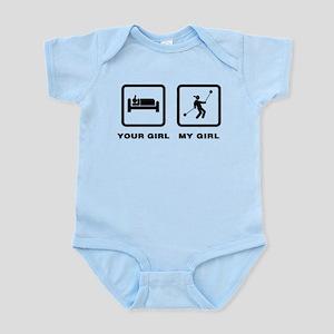 Yo-Yo Player Infant Bodysuit